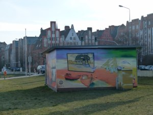 Trafohaus am Strande (1)