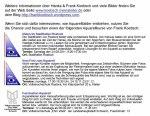 Ankündigung der Aquarellkurse von Frank Koebsch an den VHS Rostock und Schwerin