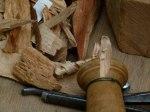Details von Silke Krempien – Holzgestaltung (c) FRank Koebsch