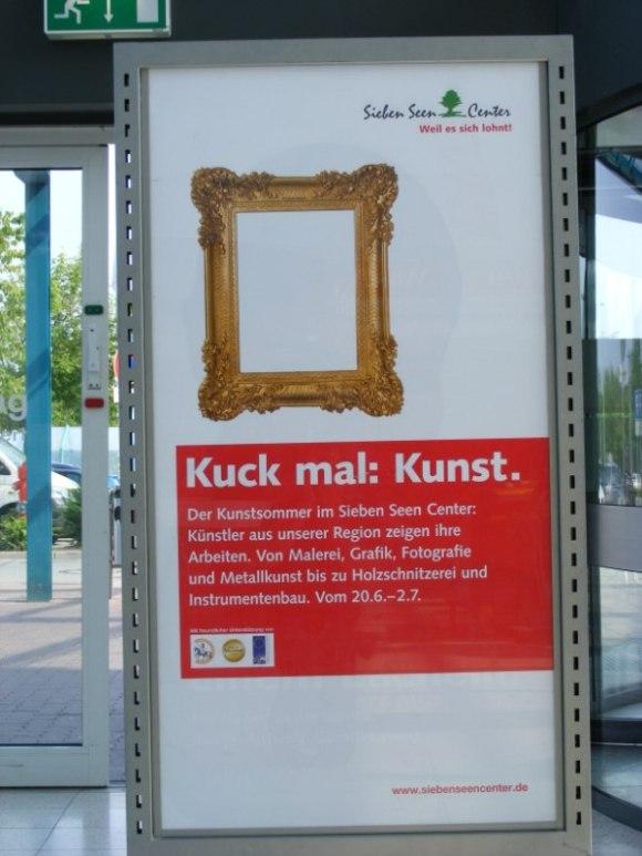 Kuck mal Kunst (c) Frank Koebsch
