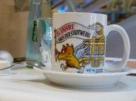 Danke für den Kaffee (c) FRank Koebsch
