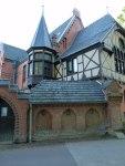 Das Möckelhaus, wie eine Burg (c) FRank Koebsch
