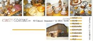 Flyer der Kunstscheune Rethwisch Börgerende (2)