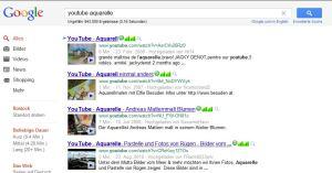 Google Suche – Youtube Aquarelle