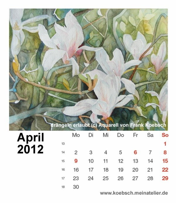 Kalender 2012 (5/6)