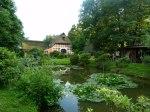 Wunderbarer Garten des Berthofs (c) Frank Koebsch 1