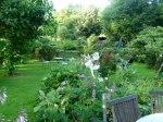 Wunderbarer Garten des Berthofs (c) Frank Koebsch 2
