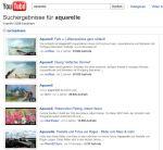 Youtube Suche - Aquarelle