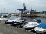 Blick auf den Museumshafen (c) FRank Koebsch