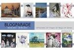 Karte zur Blogparade - 10 Fragen zur Kunst von Rosie Geisler