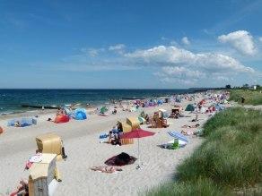 Sommer, Sonne, Strand und Meer bei Heiligendamm (c) FRank Koebsch