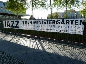 Jazz in den Ministergärten (c) Frank Koebsch