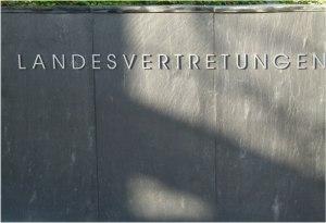 Landesvertretungen in den Museumsgärten (c) Frank Koebsch