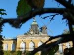Neue Kammern mit historischer Mühle im Park von Sanssouci (c) Frank Koebsch (2)