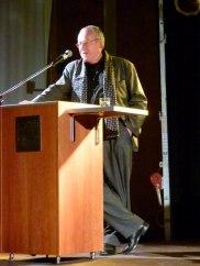 Thilo Braune während des Grußwortes (c) Frank Koebsch