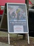 Werbung für meine Jazz Aquarelle (c) FRank Koebsch