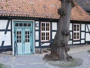 """Kulturhistorisches Museum im Kloster """"Zum Heiligen Kreuz"""" (c) Frank Koebsch"""