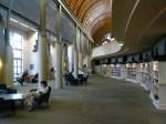 Die Humboldt Bibliothek lädt zum Verweilen ein (c) Frank Koebsch - 1