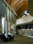 Die Humboldt Bibliothek lädt zum Verweilen ein (c) Frank Koebsch - 2