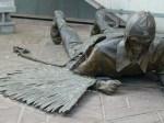 Otto Lilienthal auf dem Flughafen Berlin-Tegel (c) FRank Koebsch