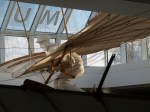 Flugapparate im Otto Lilienthal Museum (c) Frank Koebsch 1