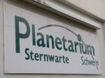 Planetarium - Sternwarte Schwerin (c) Frank Koebsch