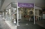 Eingang Galerie B.