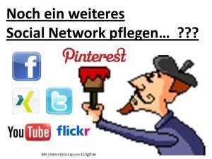 Noch ein weiteres Social Network pflegen… ?