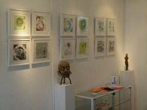 Einblicke in die Galerie FASZINATION ART (c) Frank Koebsch (1)