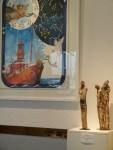Einblicke in die Galerie FASZINATION ART (c) Frank Koebsch (3)