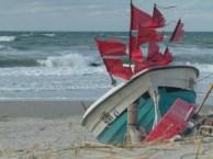 Fischerboot vor Ahrenshoop (c) Frank Koebsch (1)