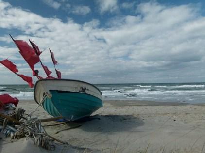 Fischerboot vor Ahrenshoop (c) Frank Koebsch (2)