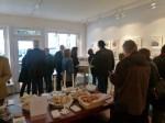 Schnappschüsse von der Ausstellungseröffnung (c) Frank Koebsch (1)