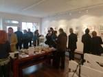 Schnappschüsse von der Ausstellungseröffnung (c) Frank Koebsch (3)