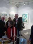 Schnappschüsse von der Ausstellungseröffnung (c) Frank Koebsch (9)