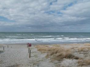 Strand bei Ahrenshoop (c) Frank Koebsch