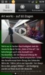 Art works – auf 60 Etagen - App Deutsche Bank Art Works
