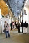 Besucher unserer Ausstellung (c) Christiane Weidner 2