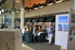 Besucher unserer Ausstellung (c) Christiane Weidner 5
