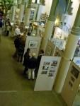 Blick über die Ausstellung (c) Frank Koebsch