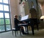 Chopin als musikalische Umrahmung (c) Frank Koebsch