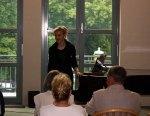 Dank an die Pianistin (c) Peggy Blankenburg