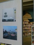 Fotos von Christiane Weidner in der Humboldt Bibliothek (c) Frank Koebsch