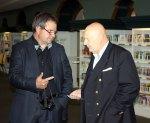 Hr. Dr. Peter Funken im Gespräch mit Frank Koebsch (c) Peggy Blankenburg