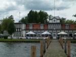 Mittagspause im Segelerheim am Schweriner See (c) Bilder aus dem Aquarellkurs von Frank Koebsch