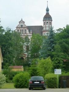 Schloss Groß Lüsewitz (c) Frank Koebsch