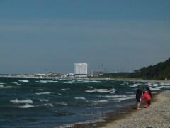 Sommeranfang in der Warnemünder Bucht (c) Frank Koebsch
