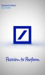 Start der App - Deutsche Bank Art Works
