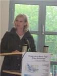 Unsere Schirmherrin Bezirksrätin Frau Schultze-Berndt (c) Susanne Bröer