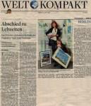 Welt kompakt berichtet über unsere Ausstellung zum Flughafen Tegel 2012 06 08